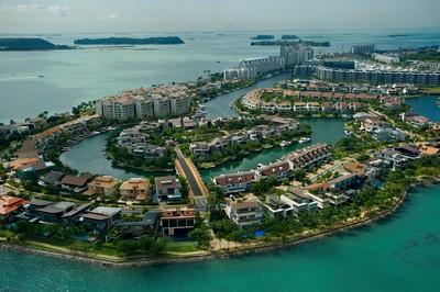 Đảo Sentosa ở Singapore