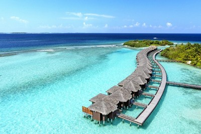Vẻ đẹp của Maldivers