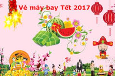 Tổng hợp vé máy bay Tết 2017 Vietnam Airlines, Vietjet, Jetstar LẦN 1