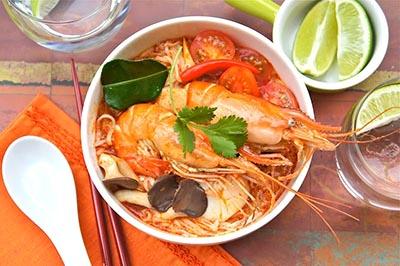 Chìm đắm với những món ngon Thái Lan khiến du khách nhớ mãi