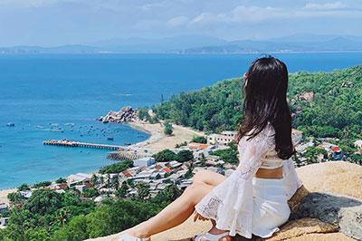 Kinh nghiệm du lịch Cù Lao Xanh lặn biển ngắm san hô, ăn hải sản thả ga