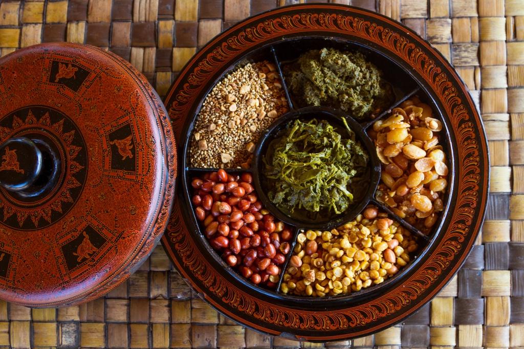 Khám phá ẩm thực Myanmar qua 9 món ăn đặc sản hấp dẫn