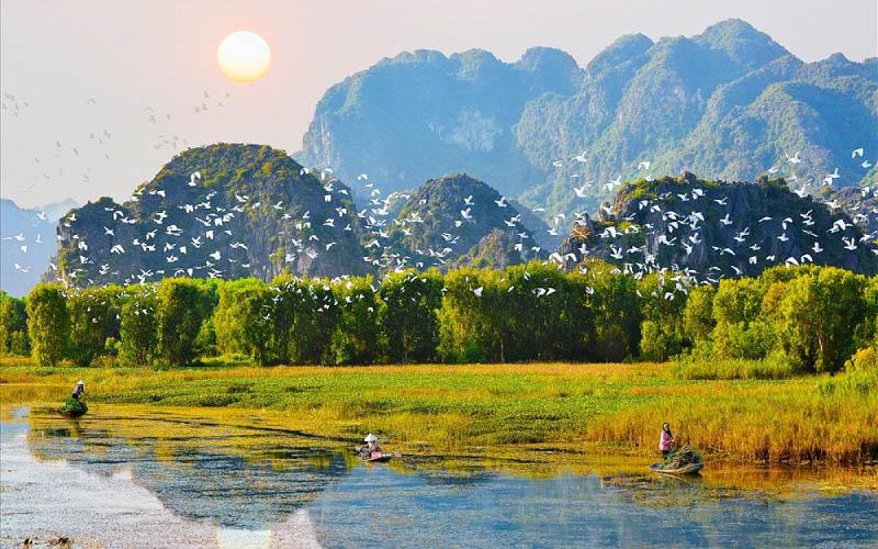 Top 5 địa điểm du lịch ở Miền Bắc khiến du khách đi quên lối về