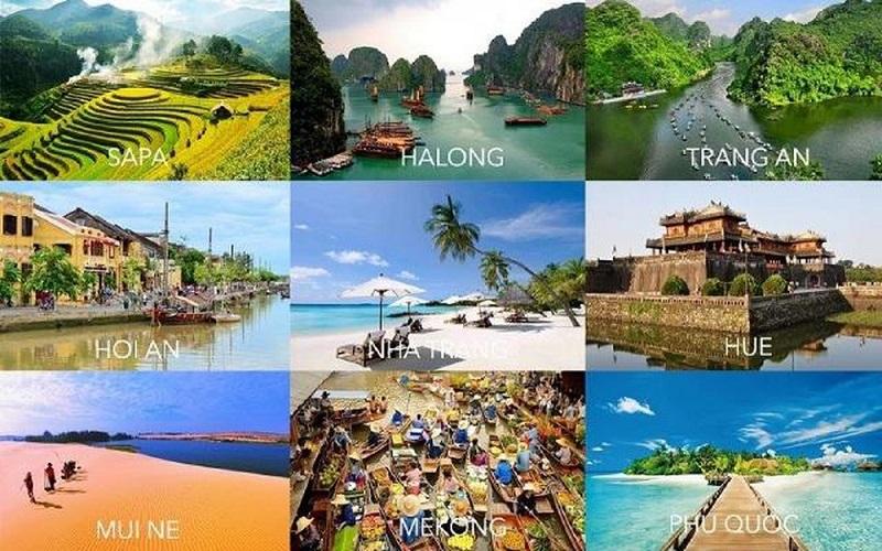 Tổng hợp các địa điểm Du Lịch Việt Nam đẹp nhất trên khắp 3 miền