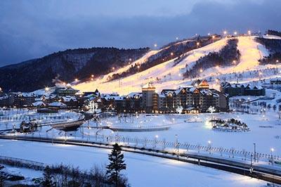 Những địa điểm được coi là thiên đường ngắm tuyết ở Hàn Quốc