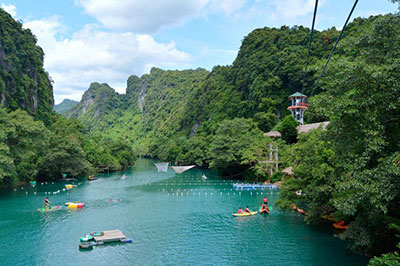 Kinh nghiệm du lịch sông Chày hang Tối thỏa thích vui chơi tắm mát