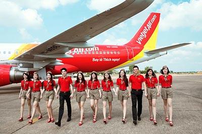 Ưu đãi giá vé đặc biệt từ Vietjet nhân dịp khai trương đường bay mới