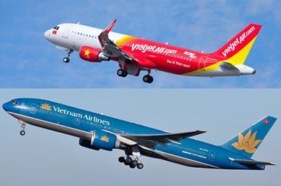 Sôi động tình hình giá vé máy bay hè 2018