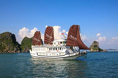 Du thuyền Aclass Legend trên vịnh Hạ Long | 2 ngày 1 đêm