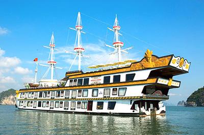 Du thuyền Dragon Legend trên vịnh Hạ Long | 2 ngày 1 đêm