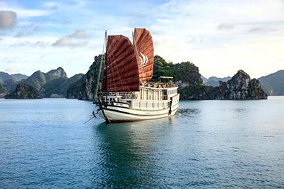 Du thuyền Image trên vịnh Hạ Long | 2 ngày 1 đêm