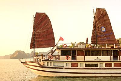Du thuyền Garden Bay trên vịnh Hạ Long | 2 ngày 1 đêm