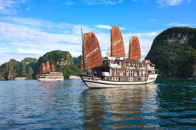 Du thuyền Victory trên vịnh Hạ Long | 2 ngày 1 đêm