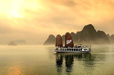 Du thuyền Cát Bà Legend | 2 ngày 1 đêm