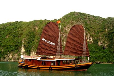 Du thuyền Cát Bà Ma Jong | 2 ngày 1 đêm