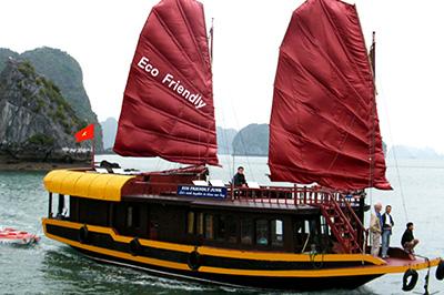 Du thuyền Cát Bà Eco Friendly | 2 ngày 1 đêm