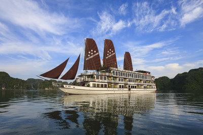 Du thuyền Victory Star trên vịnh Hạ Long | 2 ngày 1 đêm