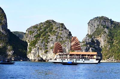 Du thuyền An Nam trên vịnh Hạ Long | 2 ngày 1 đêm
