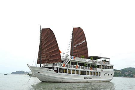 Du thuyền Bài Thơ Junk
