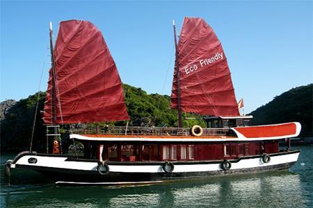 Du thuyền Cát Bà Eco Friendly