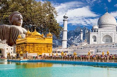 Đến Ấn Độ - Cái nôi của Phật Giáo để trải nghiệm những điều thú vị