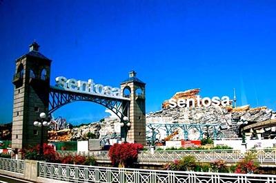 Đảo Sentosa - Thiên đường vui chơi giải trí bậc nhất ở Singapore
