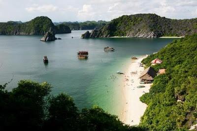 Điểm danh các địa điểm du lịch Cát Bà hấp dẫn