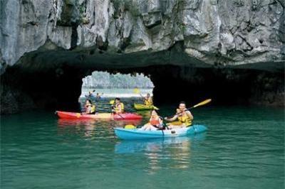 Bỏ túi top 5 địa điểm du lịch ấn tượng nhất tại Vịnh Hạ Long