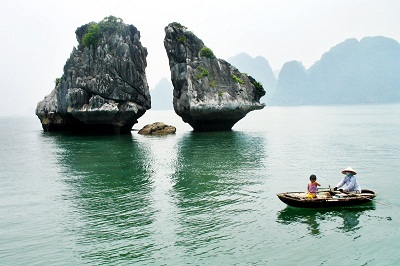 Ngỡ ngàng Top 3 danh thắng tuyệt đẹp tại Vịnh Hạ Long