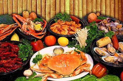 Mê mẩn với hải sản tươi ngon Phú Quốc