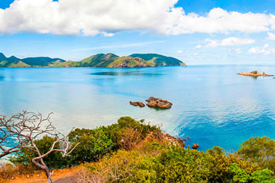 Khám phá vẻ đẹp hoang sơ của thiên đường du lịch Côn Đảo