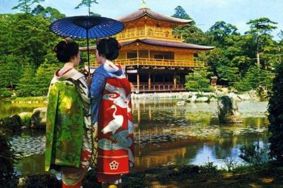 Ghé thăm top 3 ngôi chùa linh thiêng nhất Nhật Bản