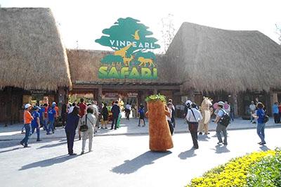 Vinpearl Safari Phú Quốc - Vườn thú bán hoang dã đầu tiên tại Việt Nam