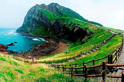 Khám phá Jeju - hòn đảo thiên đường xứ kim chi