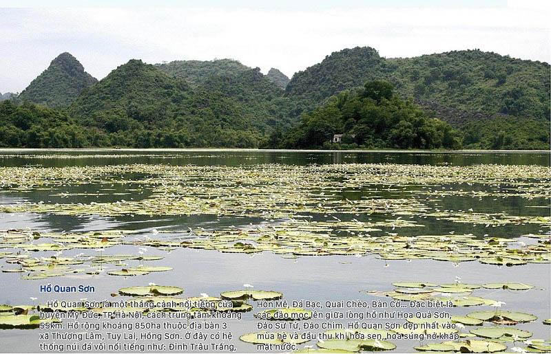 Lưu lại ngay 7 địa điểm du lịch gần Hà Nội tuyệt đẹp mà bạn nhất định phải đến
