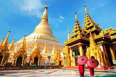 Điểm danh 7 điểm tham quan du lịch nổi tiếng ở Myanmar