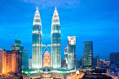 Tham quan tháp đôi Petronas - Niềm kiêu hãnh của Malaysia