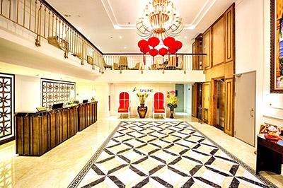 Adaline Hotel and Suite Đà Nẵng
