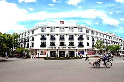 Sài Gòn Morin Hotel Huế