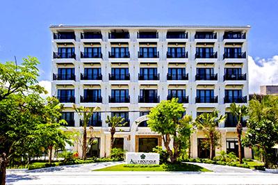Ally Beach Boutique Hotel Hội An
