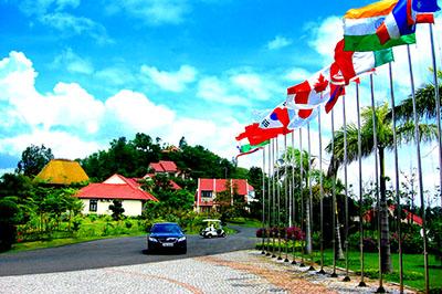 Vietstar Resort & Spa Tuy Hoà Phú Yên.