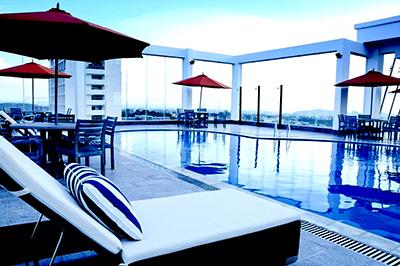 Hai Ba Trung Hotel & Spa Buôn Mê Thuột