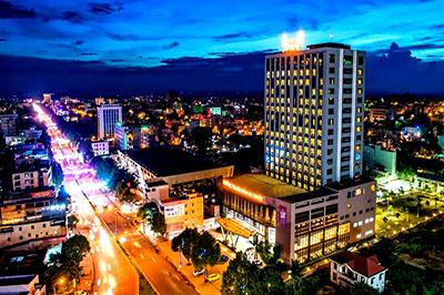 Mường Thanh Luxury Buôn Mê Thuột Hotel