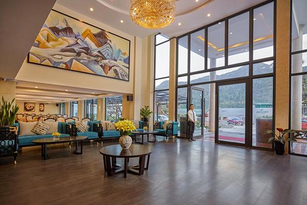 Khách Sạn Sapa Freesia