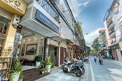 Khách sạn Antique Angel Hà Nội