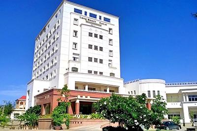 Long Beach Hotel Tuy Hoà Phú Yên