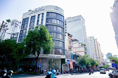Khách Sạn Papaya Saigon Central