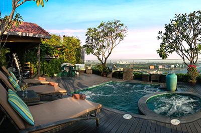 Silverland Jolie Hotel & Spa Sài Gòn