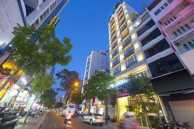Alagon Dantique Hotel & Spa Sài Gòn
