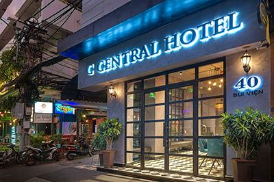 Khách Sạn C Central Sài Gòn